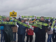Laudato Si scarves group